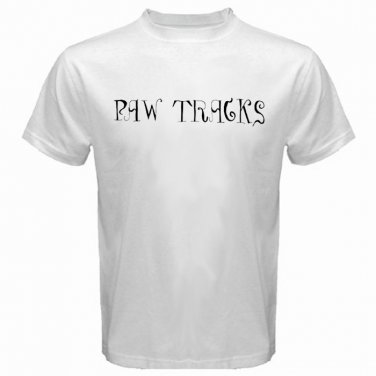 Paw Tracks Indie Record Label Avant-garde Psychedelic Mens T-Shirt  S to XXXL