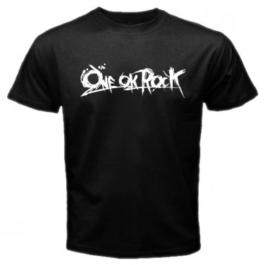 One OK Rock Logo Japan Rock Band Punk Metal Hardcore Mens T-Shirt S to XXXL