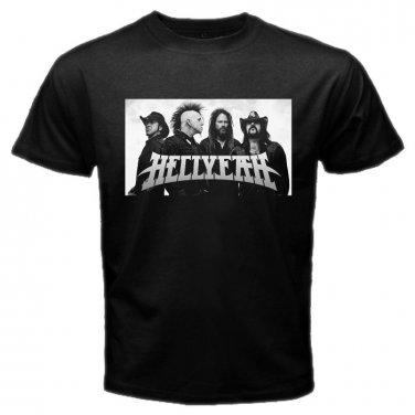 Hellyeah Hard Rock Hardcore Heavy Metal Band Mens T-Shirt  S to XXXL