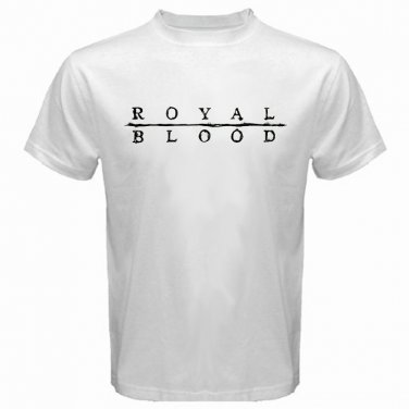 Royal Blood Pop Rock Band British Band Mens T-Shirt  S to XXXL