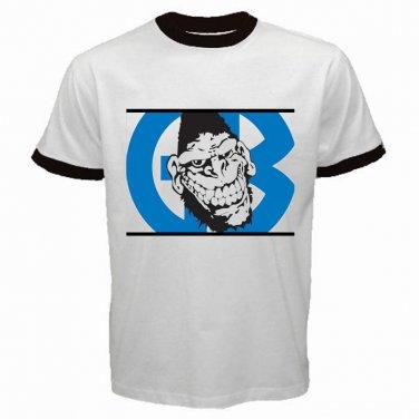 Gorilla Biscuit Logo Punk Rock Band Alternative Emo Men T-Shirt S to XXL