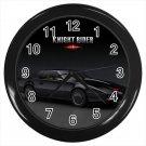 Knight Rider Classic American TV Series KITT  10 Inch Wall Clock Home Decoration