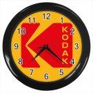 Kodak Logo Photography Company 10 Inch Wall Clock Home Decoration