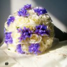 Elegant Purple Themed Bouquets