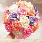Colourful Rose Bouquet