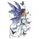 Nene Thomas - Beautiful Lavender Purple Fairy - Sticker / Decal
