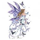 "Nene Thomas - Lavender Serenade Fairy - Jumbo 8.5"" Sticker / Decal"