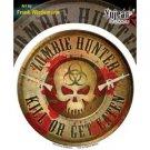 Frank Weidmann Zombie Hunter Decal/Sticker