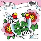Sunny Buick - True Love Horseshoe - Sticker / Decal