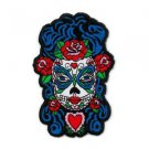 Sunny Buick Butterfly Skull decal/sticker