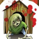 Frank Wiedemann Zombie Kids REGINALD Zombie Boy Sticker  Weather Resistant *new*