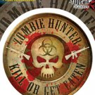 FRANK WIEDEMANN - ZOMBIE HUNTER - STICKER WEATHER RESISTANT EXTRA LONG LASTING