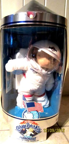Cabbage Patch Young Astronaut 1986