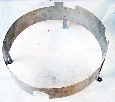 GM#74057 360 Gas Popper Heat Ring