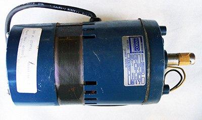 GM#46306 Caramel Cooker Drive Motor