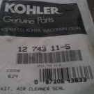 12 743 11-S KOHLER AIR CLEANER SEAL KIT