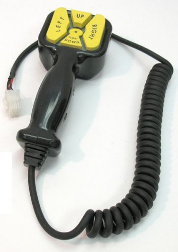 Fisher Plow Controller : Controller for western fisher snow plows adapter