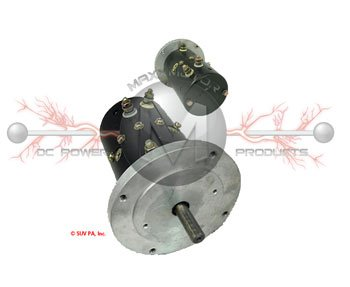 Applied Motor A361412641560 Motor for Lobster Pot Hauler & Superwinch M2400, 2500 RPM, 2.5 HP