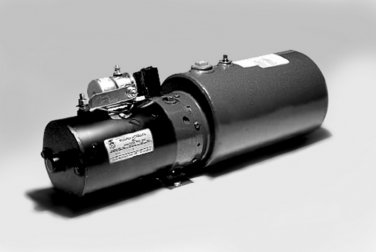 Powerpack Gravity Down 1 Gal Thieman, 7040000 Waltco Push Button Power Pack 1 Gallon Reservoir
