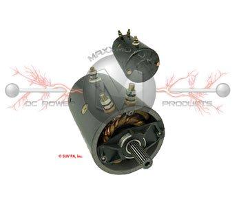 M25314, M25981, M25982 Motor for Warn Winch 4.8 HP