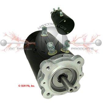 16-510, 16-700, 46-2286, MBJ-4208, MBJ-4406 Motor for Braden, Portland, Reliance & Ruger Equipment