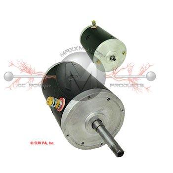 W-7902, W-7905 MOTOR FOR FEDERAL SIGNAL MODELS Q2B-012PNSD, Q2B-012NNSD   OWNERS MANUAL IN AD