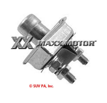2380024 Barnes Haldex Mechanical Foot Switch Used on Early Hydraulic Units