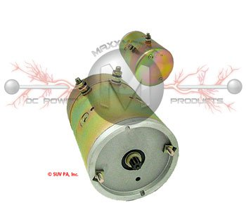 11212385  Iskra 2 Post Motor for Hydraulic Units