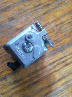 WA125 Walbro Carburetor  for Chainsaw Service Manual link from Walbro in ad