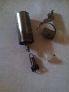 294628 Briggs & Stratton Condenser & Breaker Assembly