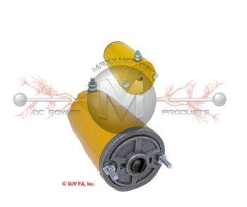 "40008 Motor for Northman Snow plow 3/16"" Shaft"