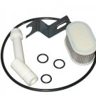 66763 Filter Kit and Inlet Fitting for Western Pump W56544 Schematic in Ad
