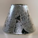 "6"" - Silver Leaf - Empire Shade"