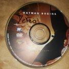 BATMAN BEGINS (2005) (DISC ONLY) (USED)