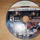 STAR WARS BATTLEFRONT 2 (ORIGINAL XBOX) LIVE PLATINUM HITS (DISC ONLY) (USED)