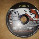 MORTAL KOMBAT DEADLY ALLIANCE (ORIGINAL XBOX) (DISC ONLY) (USED)