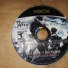 MEDAL OF HONOR EUROPEAN ASSAULT (ORIGINAL XBOX) (DISC ONLY) (USED)