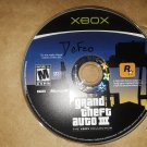 GRAND THEFT AUTO 3 (ORIGINAL XBOX) (DISC ONLY) (USED)