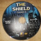 THE SHIELD SEASON 2 (DISCS ONLY) (USED)