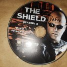 THE SHIELD SEASON 3 (DISCS ONLY) (USED)