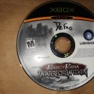 PRINCE OF PERSIA WARRIOR WITHIN LIVE (ORIGINAL XBOX) (DISC ONLY) (USED)