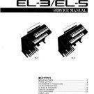 Yamaha EL50 EL-50 Service Manual