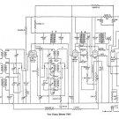 Ultra T401 T-401 Vintage Wireless Repair Schematics etc