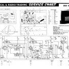 Ekco ARG233 ARG-233 RadiogramTechnical Repair Schematics etc