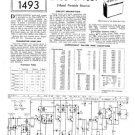 Ekco BPT351 BPT-351Technical Repair Schematics etc