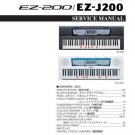 Yamaha EZ20 EZ-20 Service Manual