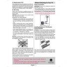 Akura AV42702HD2 Television Operating Guide