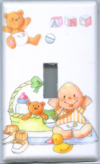 Baby Light Switch Cover