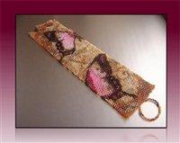 Handmade Lacy Butterflies Bracelet HOT!