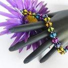 Handmade Beady Pop Beads Bracelet